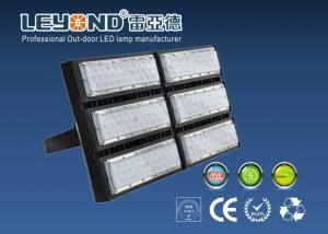 China Big Beam Angle 160 Degree 120LM/W  High Power LED Flood Light , LED High Mast Light 300W on sale