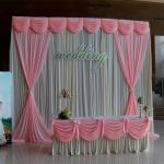 Wholesale pipe and drape with portable and adjustable