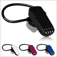 Hands Free Cheap Bluetooth Headsets / Small Earpiece With DC 2.0 Connector