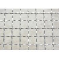 Construction Hot - Dipped Galvanized Lock Crimp Wire Mesh High Tensile