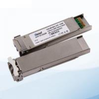OC-192 XFP Optical Transceiver , 1550nm 100km Single Mode Transceiver