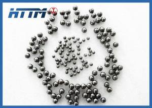 China High hardness CO10% Tungsten Carbide Ball 1 - 3 μm grain size used for ball milling on sale
