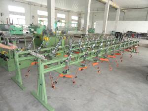 China Bobbin ф 300mm Doublet Twist Buncher Wire Payoff Machinery on sale