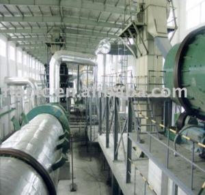 China NPK Fertilizer Production Line Machinery on sale