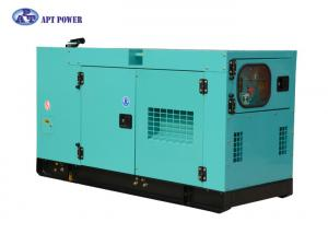 China Soundproof Automatic Cummins Diesel Generator 50KW For Turbo on sale
