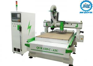 China 3 Axis CNC Machining Center With Carousel / Disk ATC System For Woodworking 1325 on sale