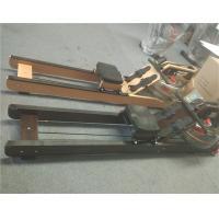 Germany quality water rower/walnut water rowing machine