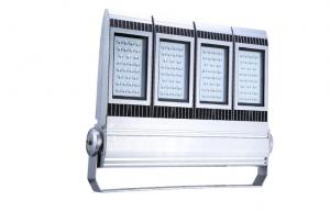 China IP67 Sports Led Exterior Flood Lights 280 W 110lm/W  Chip, DLC, TUV-GS, CE approved on sale