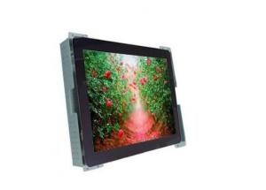 China 12.1 '' CPT Industrial Capacitive Open Frame Monitor VGA DVI USB Input on sale