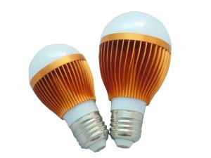 China 5w Globe Dim Energy Saving Light Bulbs Dimmable Smd 2835 / 5630 For Home , 380lm on sale