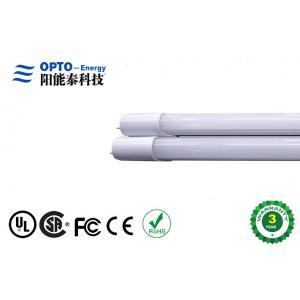 China A luz do tubo T8 do CE 4FT, tubos 18w conduzidos destacáveis conduziu a luz fluorescente on sale
