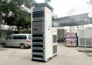 China Drez Aircon Floor Standing Packaged Tent Air Conditioning For Exhibition Tent Cooling on sale