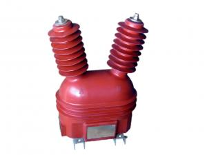 China Epoxy Resin Silicon Rubber Outdoor Voltage Transformer 10kv For Power Supply on sale