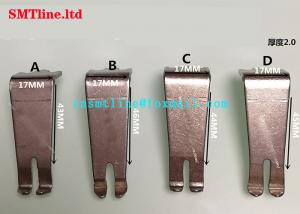 China Customized Wave Soldering Titanium Claw , Lightweight Soldering Fingers / Chain on sale