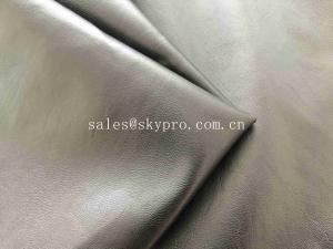 China 100% PU Superfine Synthetic Leather For Garment / Clothes Soft Hand - Feeling on sale