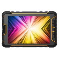 7 Inch Rugged Android Industrial PDA Barcode Scanner Fingerprint UHF RFID Reader