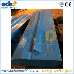 China martensitic steel Rubble Master RM60,RM70,RM80,RM100 impact hammers for crushing concrete on sale