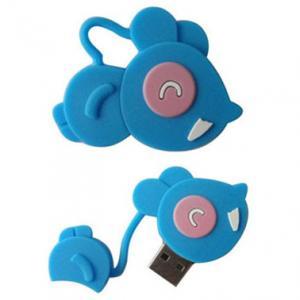 China custom shaped usb 2.0 memory card reader flash drive 4GB 8GB 16GB 32GB on sale
