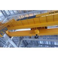 25 Ton Double Girder Overhead Crane , Twin Trolley Double Beam Bridge Crane