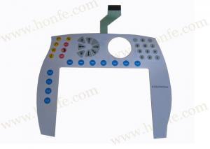 China Weaving Vamatex Looms Parts K88 Membrane Switch 2686008 RVKP-0059 on sale
