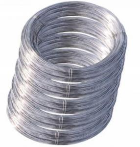 China Spring Tempered 8mm Stainless Steel Wire Big Diameter For Industrial Use on sale