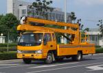 JAC High Altitude Operation Truck 4x2 12 - 25 m Working Height For Cleaning