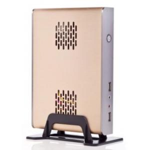 China Linux Thin Client Desktop Computer Embedded PC Intel Atom N270 Integrated Card Support Support Mic, Full Screen Movies on sale
