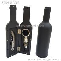 3 pcs wine bottle opener set ( Height 23.5*6.5cm)