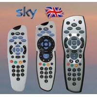 Professional Replacement SKY Remote Control AA Battery Powered For UK SKY Box