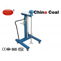 China Air pneumatic lifting mixer moveable high shearing disperser on sale