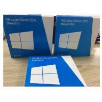 China 2 CPU Windows Server 2012 Retail Box , Windows Server 2012 R2 Standard Edition on sale