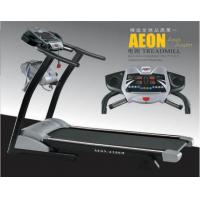 Head Massage Cardio Fitness Equipment , Folding Electronic Treadmill For Home Running