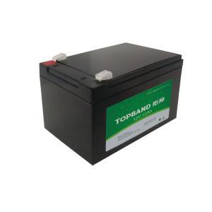 China Прочная литиевая фосфатная батарея 12V 12ah с функцией беспроводного мониторинга патентов on sale