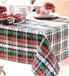 China Any color Custom Table Cloths Apply to Promotion , display wholesale