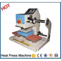 New type Semi automatic pneumatic double sided mark heat press machine for sale for all fabric factory16E