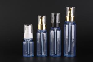 China UKLB39  Makeup Pump Bottle For Men Facial Cleanser PET Cosmetic PUMP Bottle 60ml-100ml-120ml-150ml on sale