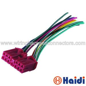 China Custom Wiring Harness female OEM Automotive truck Wiring Harness for Peugeot HDCIT-21 on sale