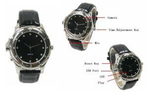 China Wrist Watch DVR Camera on sale