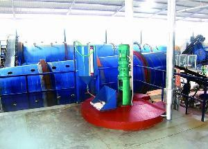 China Organic fertilizer pellet producion line on sale
