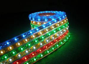 China Energy saving 5050 SMD led flexible light strip waterproof 5m 150 leds for hotel / club on sale