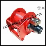 custom designed 2 ton hydraulic winch from china manufacturer