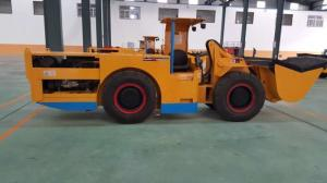 China Load Haul Dump Diesel Underground LHD Machine For Transporting Excavated Rock on sale