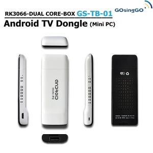 China HD Smart Android TV Dongle / Google TV Box on sale