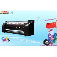 Computer Control Digital Fabric Printing Machine With Epson DX5 Head