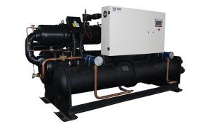 China Water-cooled Screw Chiller on sale