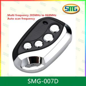 China SMG-007D Multi-Frequency Adjustable Cloning Remote Control Duplicator 433 868 315 418 MHz on sale