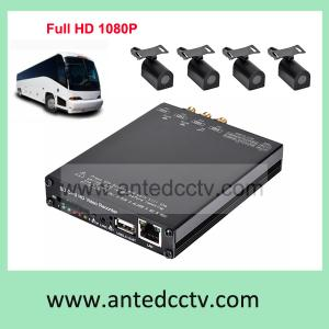 China 1080P HD-SDI Mobile DVR for buses, Vehicle Black Box DVR, Portable Video Recorder for Vehicles on sale