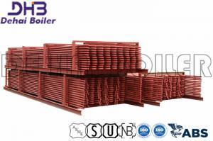 China Surface Nickel Based Boiler Bank Tubes Heavy Duty For Waste Oil Burner Boiler on sale