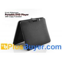 China 9 Inch Widescreen Portable DVD Player (Direct Copy, TV, Region-free) on sale