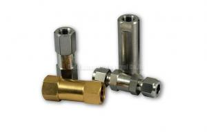China Compact MCV In Line Check Valve 3000Psi G1/2 on sale